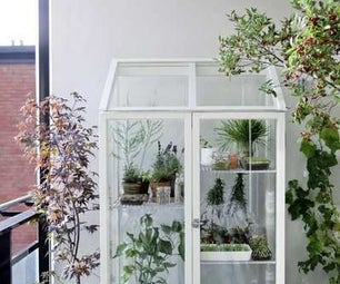 Thumbelina: an Automated Indoor Greenhouse
