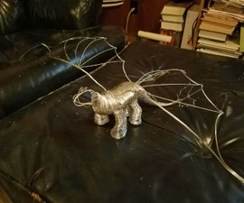 Metal Wire Toothless