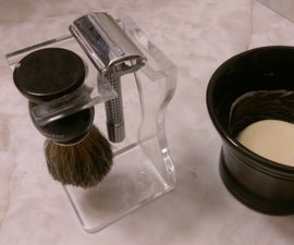 How to Shave With a Safety Razor.