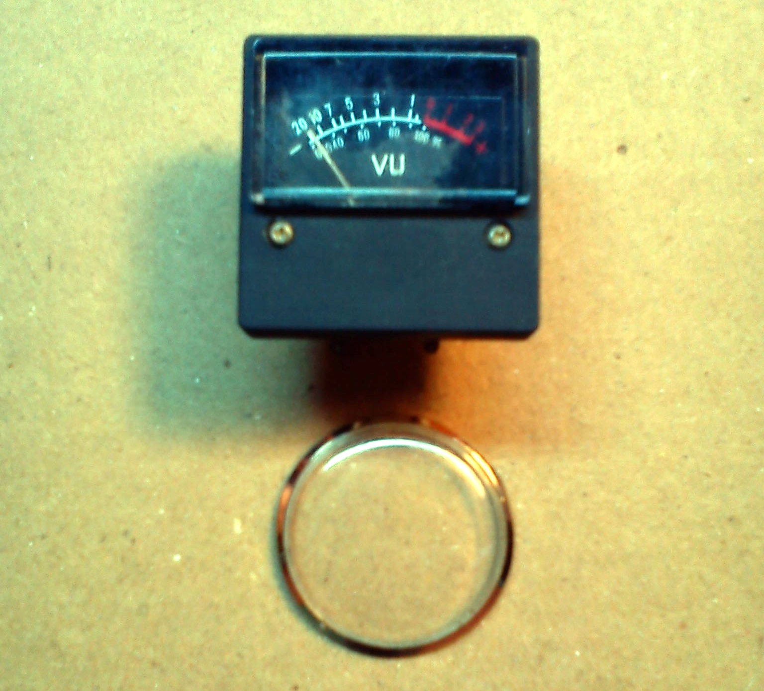 Picture of Ornamental Moving Meter