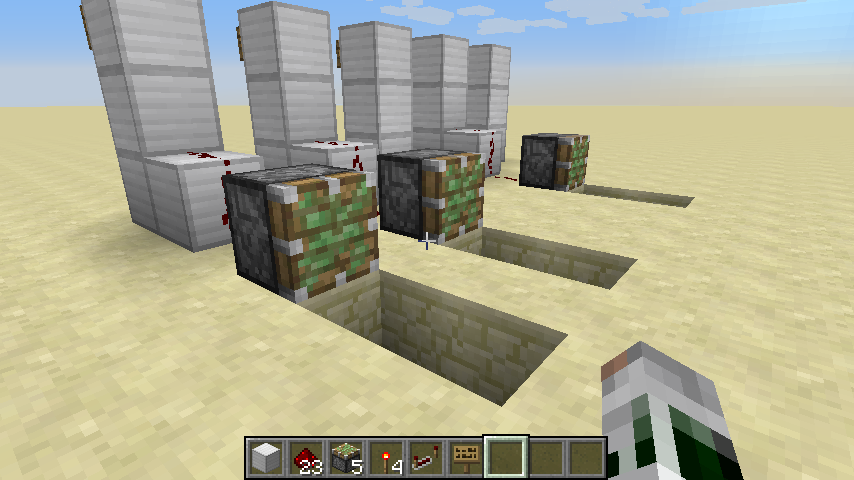 Picture of More Redstone.
