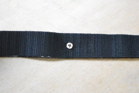 Making the Velcro Strap