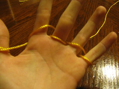How to Finger Weave