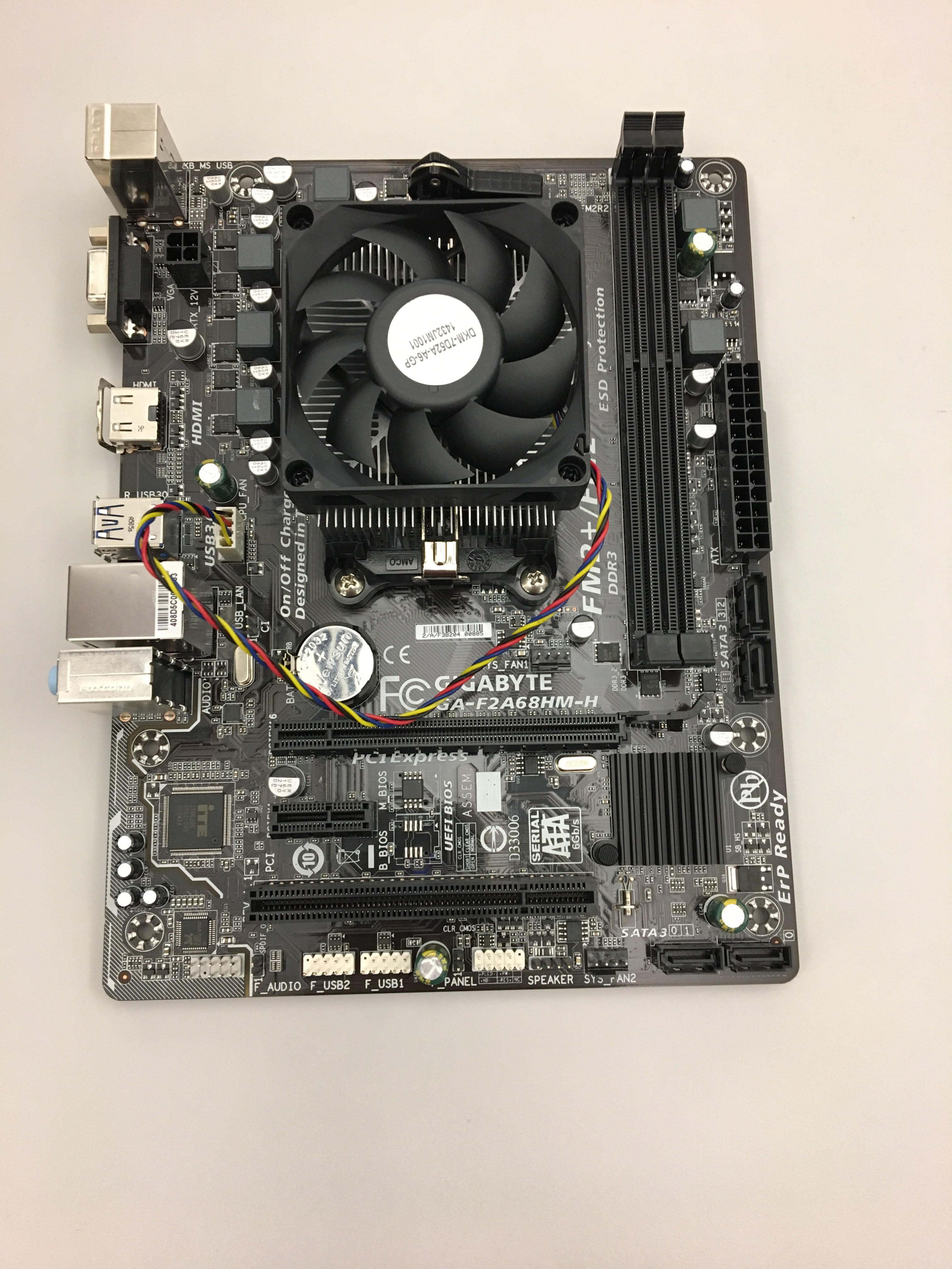 Picture of Step 3: Install the Heat Sink