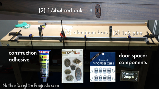Gather Materials From Front of Desk