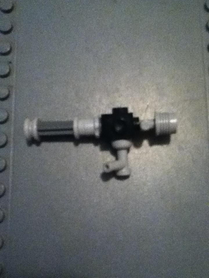 Picture of Lego Mini Gun