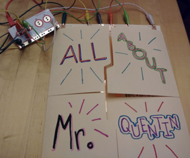 """""""All About Me"""" Interactive Papercraft"""
