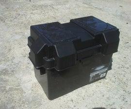 Portable Solar Battery Bank