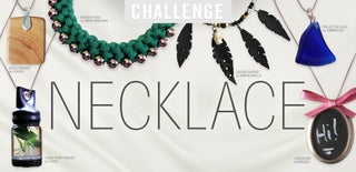 Necklace Challenge