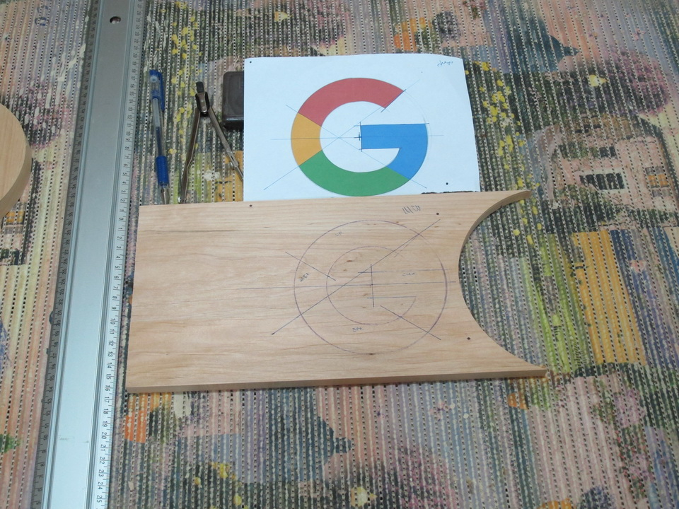 Picture of Cut Out the Logo