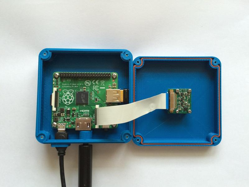 Picture of Assemble Pi and Pi Camera