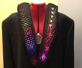 Neopixel Ampli-Pelz Tuxedo Lights