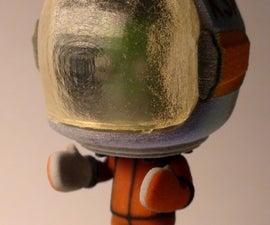 3D Printed Kerbal Figurine (Kerbal Space Program)