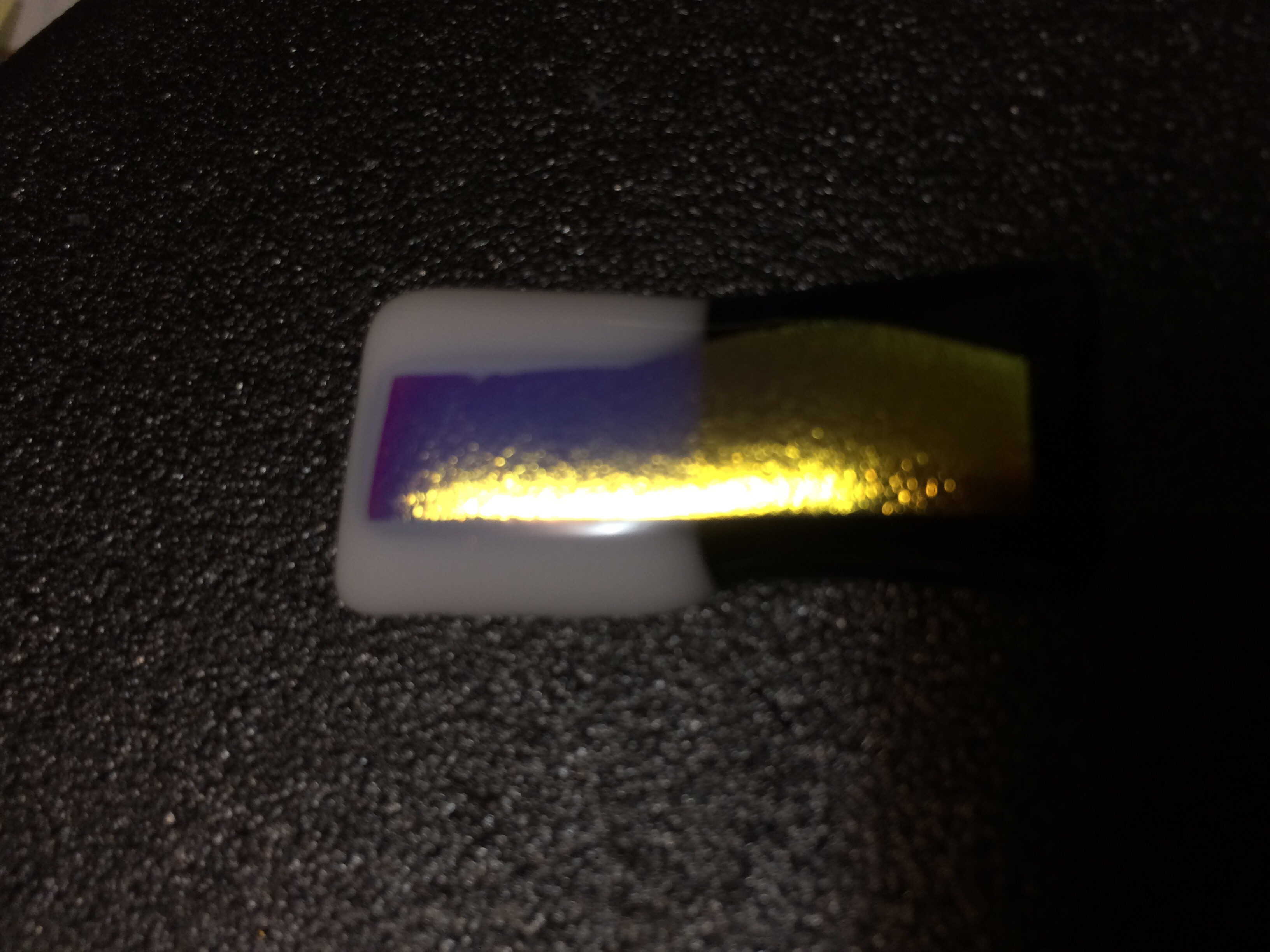 Picture of Fusing Double Dichroic Glass