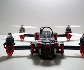 Firefly - Printable racing drone