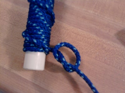 Wrapping the Rope