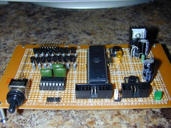 My 8x8x8 LED Cube
