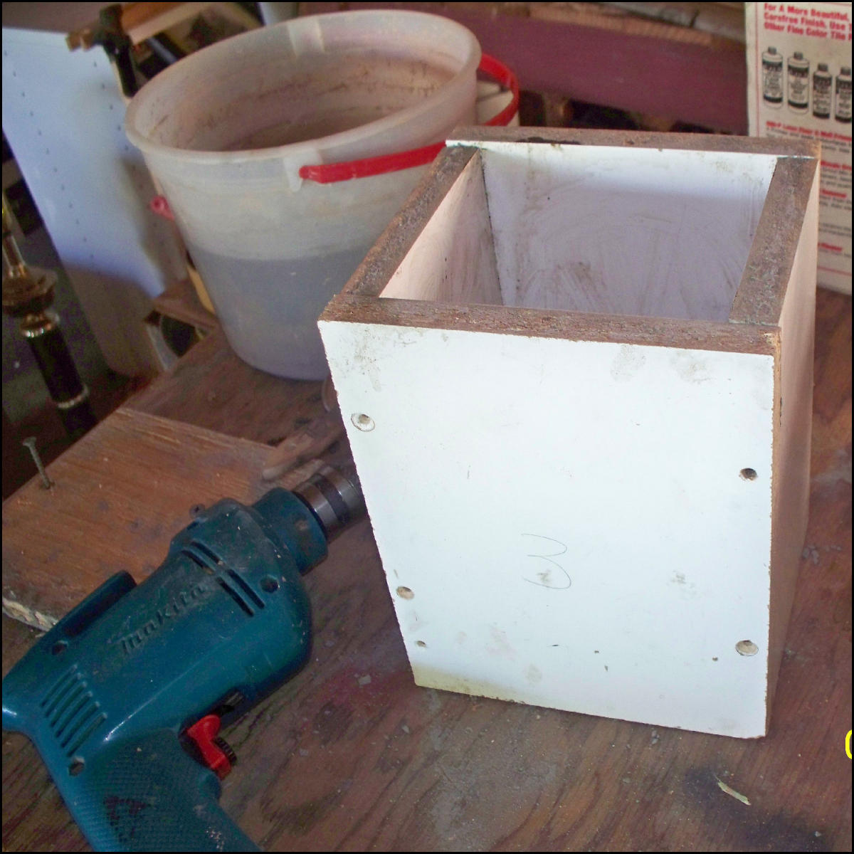 Picture of Make  a Stand for New Project(s)