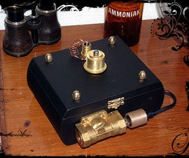 The Steampunkers Box of Memories
