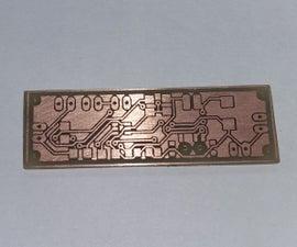 DIY - Dual Layer PCB Making