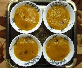 Mango Kesari :  a Sweet Dish Prepared With Fully Ripe Mangoes