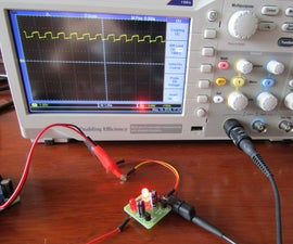 DIY an Astable Multivibrator and Explain How It Works