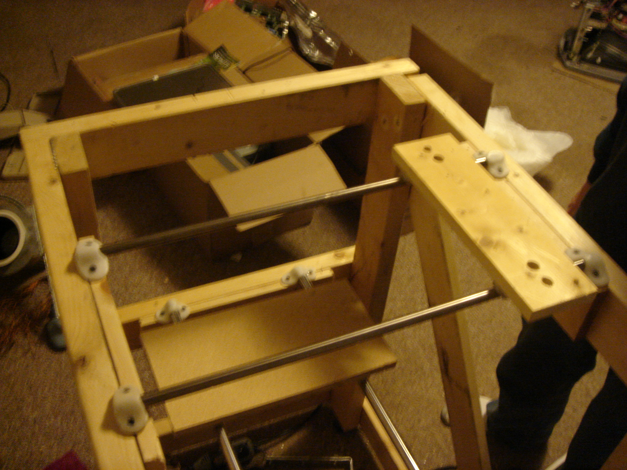 Picture of Constructing a RepRap: Part 2