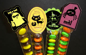 Picture of Kids Halloween Crafts