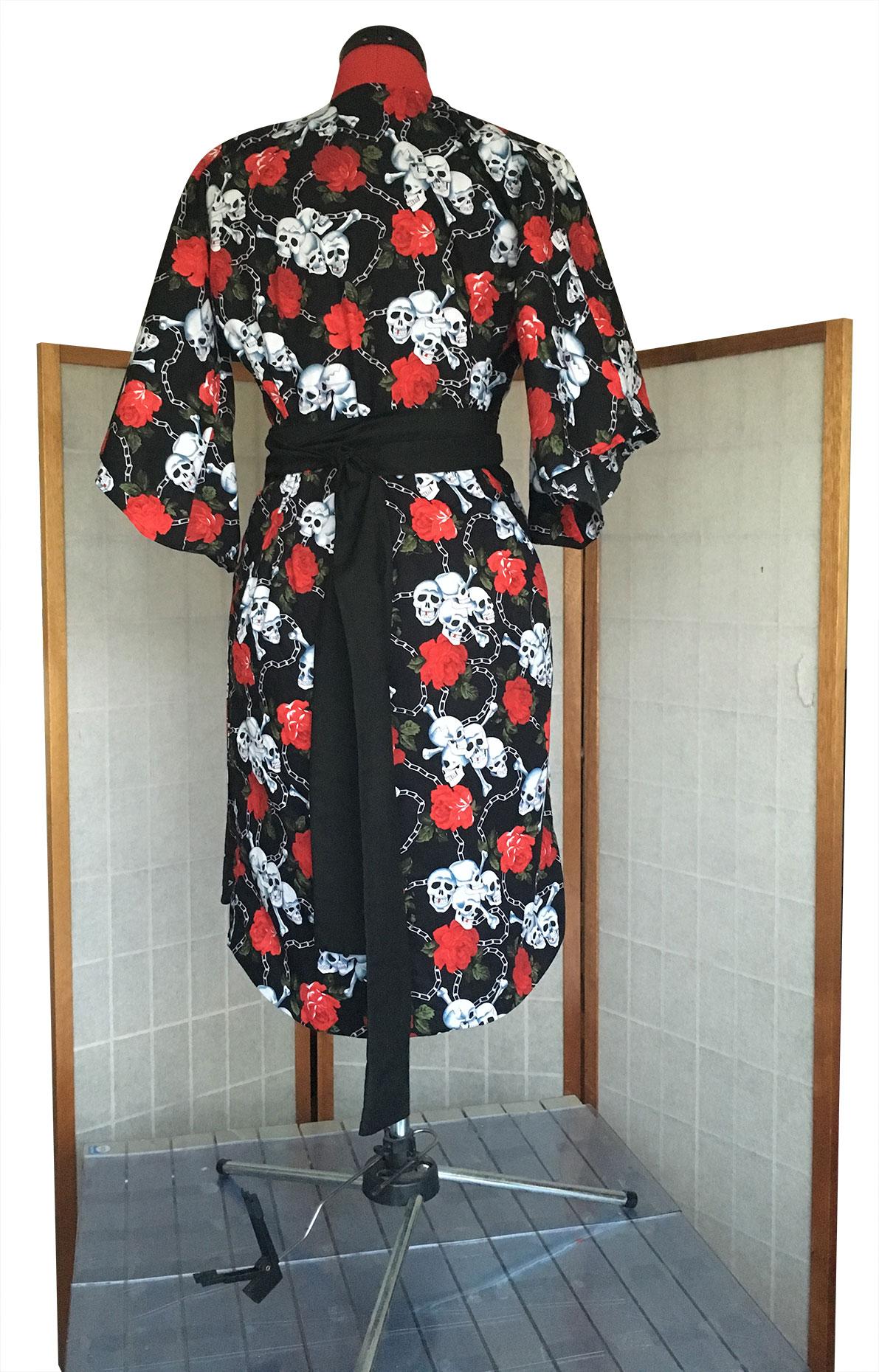 Picture of Kimono, No?