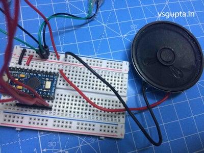 Third Step : Making the Circuit