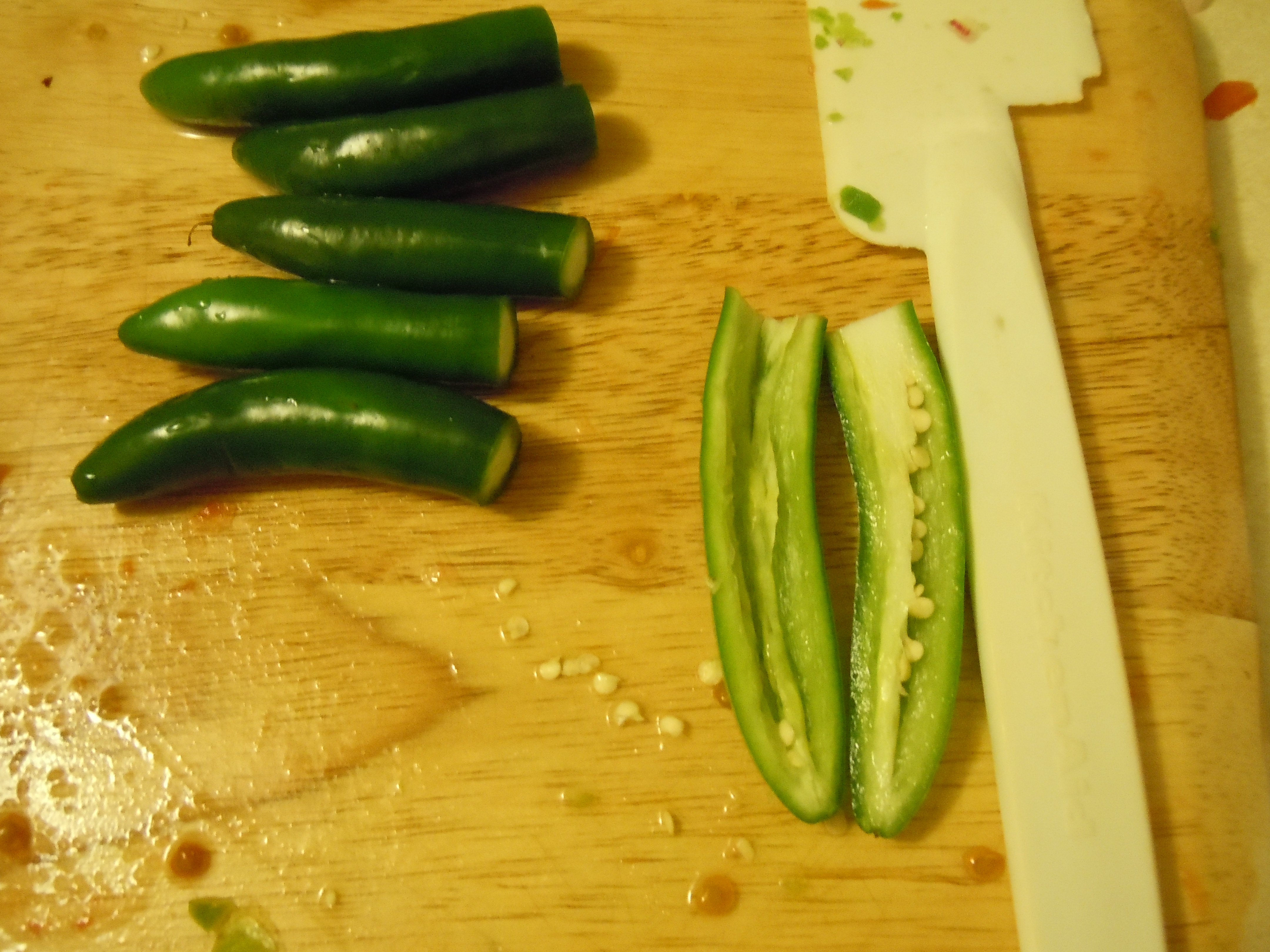 Picture of Prepare the Peppers