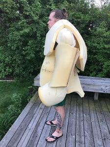 Foam Pattern Body and Legs