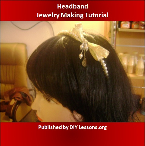 Picture of Fashionable Headband Tutorial