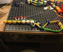 Knex TRUE Trigger Single Shot Oodammo Rifle