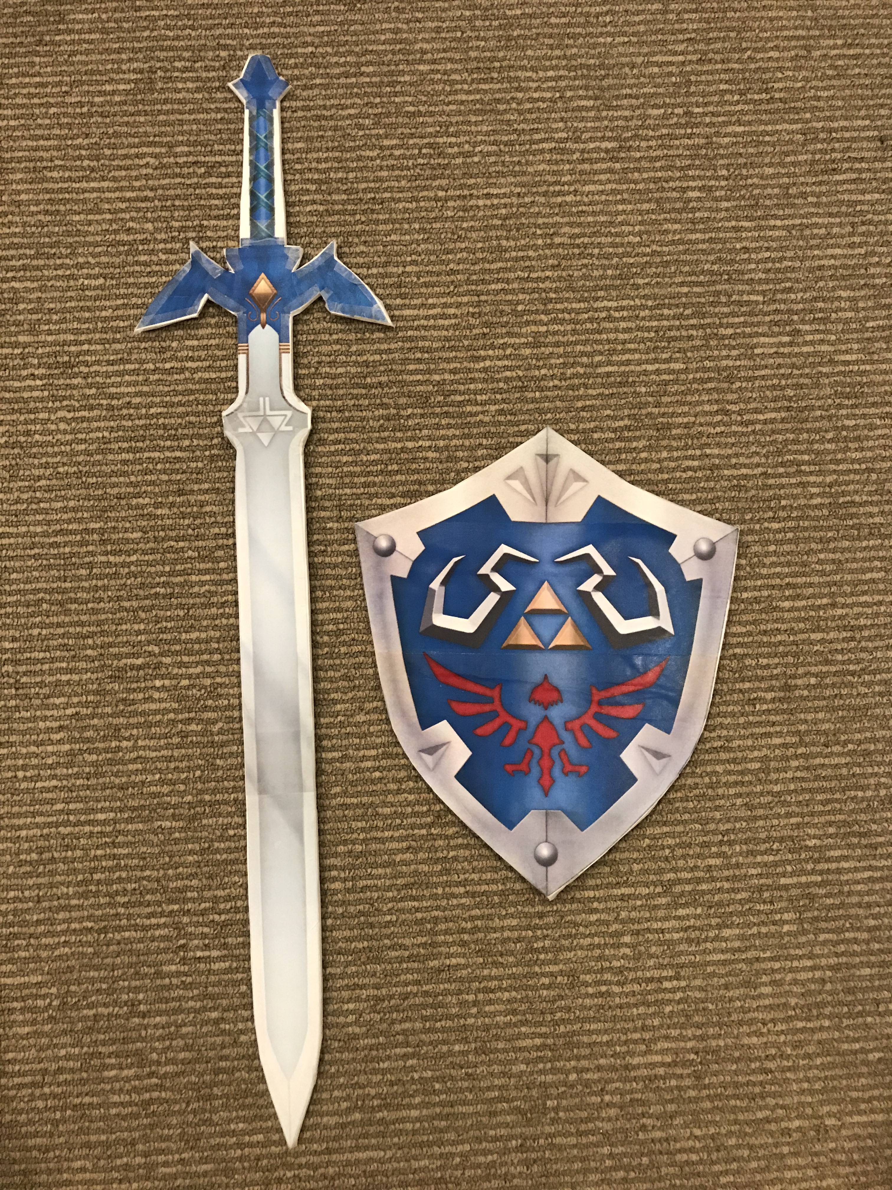 Picture of Weapon - Sword & Shield