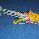 Very powerfull K'nex gun