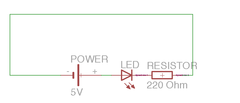 Picture of Light Up an LED With Correct Way