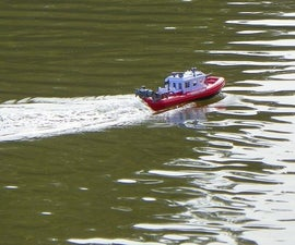 New Arduino Bluetooth RC Boat