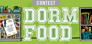 Dorm Food Contest