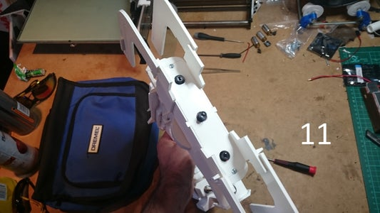 Assembly: Laser Front Plate