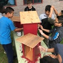 Free Little Library - 6th Grade Class Project