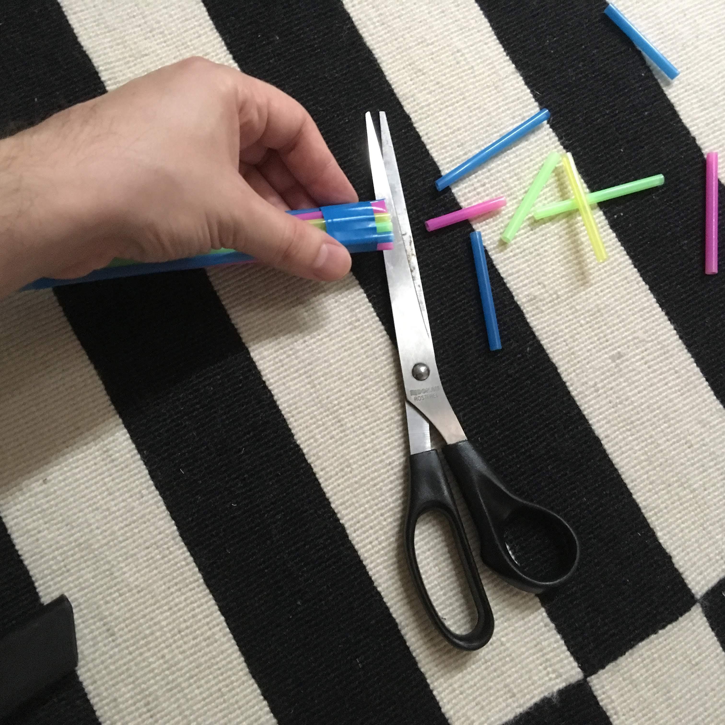 Picture of Prepare the Straws