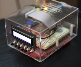 Pandora's Box - An Internet Radio player made with a Raspberry Pi!