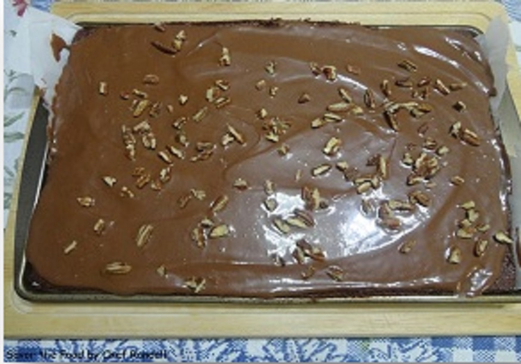 Picture of Chocolate Mexican Coffee Cake