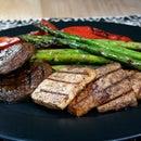 Grilled Tofu and Veggies