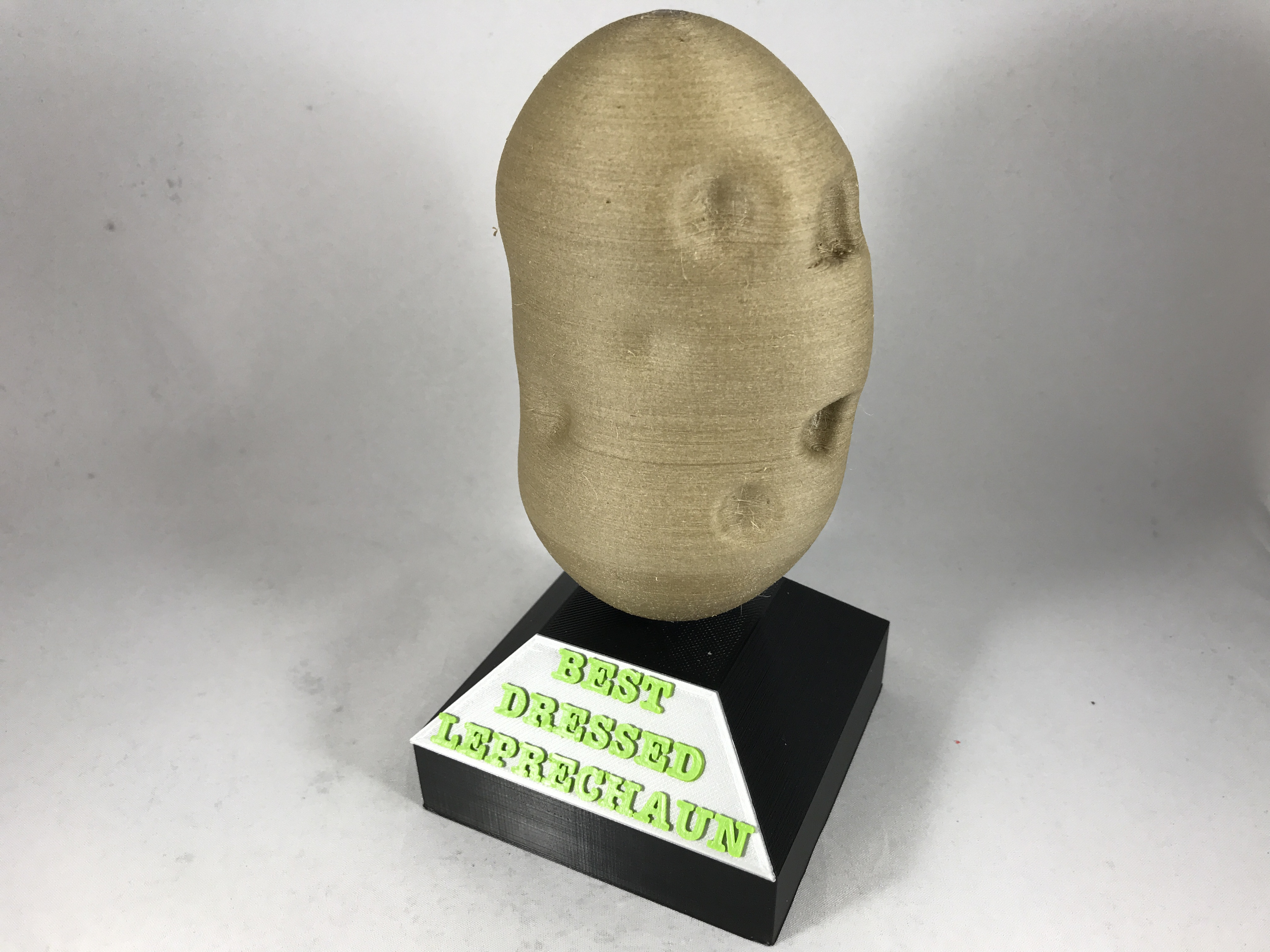 Picture of Best Dressed Leprechaun Trophy