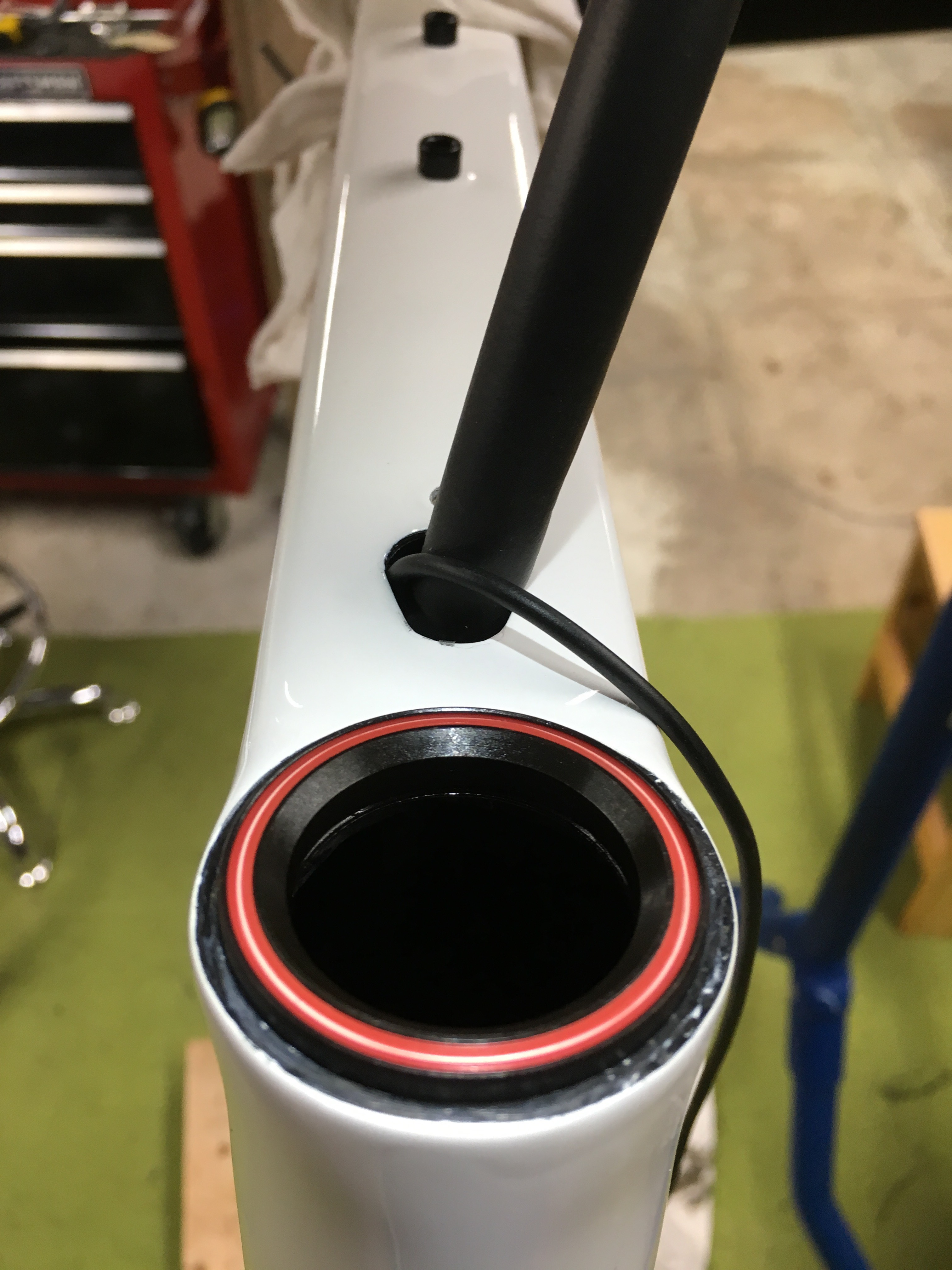 Picture of Install Fork