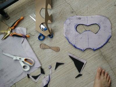 Mask - Preparing/setup Surface