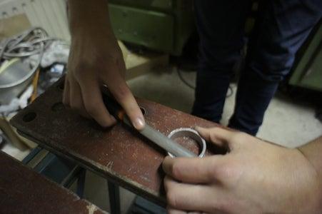 Making the Letter Rings