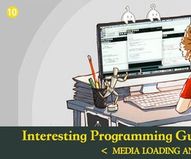 Interesting Processing Programming Guidance for Designer--Media Loading and Event